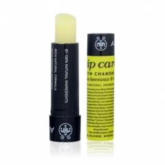 Бальзам для губ с пчелиным воском и ромашкой Апивита Lip Care with Chamomile SPF 15 Apivita