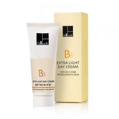 Дневной крем для жирной и проблемной кожи Доктор Кадир В3 Extra Light Day Cream for oily and problematic skin Dr. Kadir