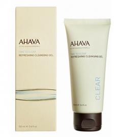 Освежающий гель для очистки лица Ахава Refreshing Cleansing Gel AHAVA