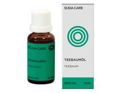 Масло чайного дерева Зюда 100% reines Teebaumоl Suda