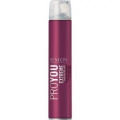 Лак ультра-сильный для фиксации Ревлон Профессионал Pro You Extra Strong Hair Spray Extreme Revlon Professional