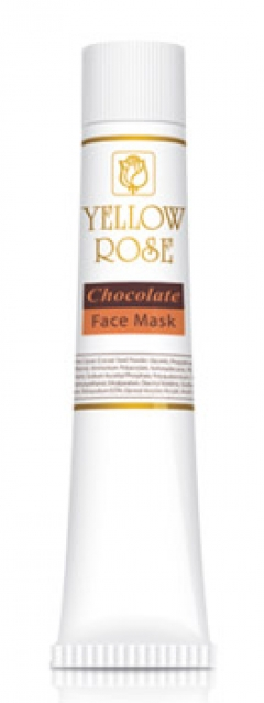 Шоколадная маска для лица Йелоу Роуз Chocolate face mask Yellow Rose