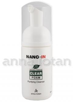 Очищающая пенка Анна Лотан Nano-In Clear Foam Anna Lotan