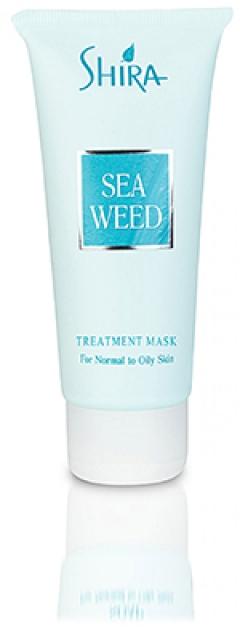 Лечебная маска для нормальной и жирной кожи Шира Sea Weed Treatment Mask Shira