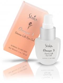 Гель под глаза Шира Omega 3 Derma-Lift Eye Gel Shira