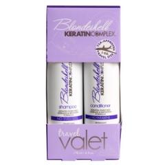 Дорожный набор №3 Кератин Комплекс Blondshell Travel Valet Keratin Complex