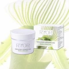 Питательный крем с натуральными маслами Риор Nourishing cream with natural oils Ryor