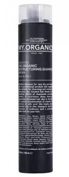 Восстанавливающий шампунь Май.Органикс Restructuring Shampoo My.Organics