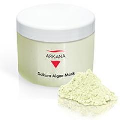 Альгинатная маска для чувствительной и куперозной кожи с экстрактом сакуры Аркана Sakura Algae Mask Arkana