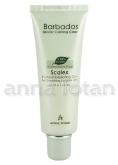 Натуральный отшелушивающий гель — пилинг Скалекс Анна Лотан Barbados Scalex Natural Exfoliating Gel Anna Lotan