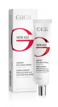 Крем для век и шеи Джи Джи New Age Comfort Eye&Neck Cream Gigi