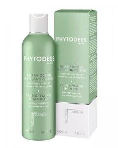 Шампунь с маслом иланг-иланга для сухих и ломких волос Фитодесс Shampooing a L Ylang-Ylang Phytodess