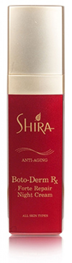 Восстанавливающий ночной крем Шира Boto-Derm Rx Forte Repair Night Cream Shira