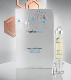 Омолаживающая Терапия С Медными Пептидами И Витамином С Инспира Advanced Radiance Therapy Cu-X Inspira
