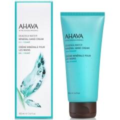 Минеральный крем для рук Поцелуй моря Ахава Mineral Hand Cream sea-kissed Ahava