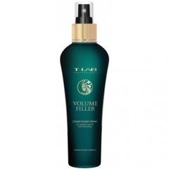 Бальзам спрей для объема тонких волос Т-Лаб Профешнл Volume Filler Conditioner Spray T-Lab Professional