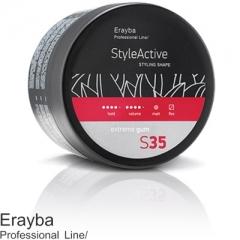 Моделирующая паста сильной фиксации Эрайба S35 Extreme Gum Erayba