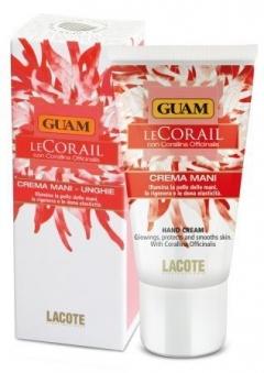 Крем для рук и ногтей Гуам Le Corail Crema Mani (Hand Cream) Guam