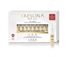 Средство для восстановления роста волос 200 Для мужчин  Кресцина   RE-GROWTH HFSC Crescina