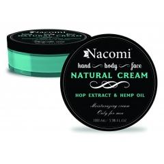 Крем Натуральный Для Мужчин Накоми Cream Natural For Men Nacomi