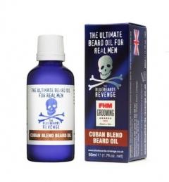 Масло для бороды Cuban Blend Beard Oil The Bluebeards Revenge