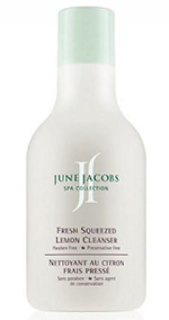 Очищающий тоник Свежий лимон Джун Джейкобс Fresh Squeezed Lemon Cleanser June Jacobs