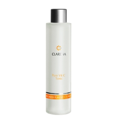 Тоник с витамином С для кожи склонной к гиперпигментации и куперозу Кларена PURE VIT C TONIC Clarena