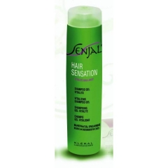 Шампунь-гель восстанавливающий для нормальных волос Клерал Систем Vitalazing Gel Shampoo Kleral System