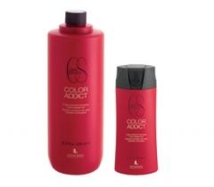 Шампунь сохраняющий стойкость краски Лендан Color Addict Shampoo Lendan
