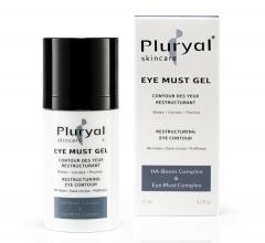 """Реструктурирующий гель для глаз """"Маст"""" Плюриаль Eye Must Gel Pluryal"""