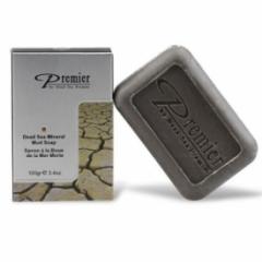 Минеральное грязевое мыло Премьер Дэд Си Dead Sea Mineral Mud Soap Premier by Dead Sea