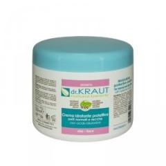Увлажняющий защитный крем + SPF15+ гиалуроновая кислота Доктор Краут Moissturizing protective cream Dr. Kraut