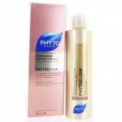 Фитоэликсир Шампунь Интенсивное Питание Фито Phytoelixir Shampooing Nutrition Intense Phyto