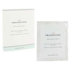 Антистресс маска мгновенного действия для кожи лица Трансвитал  Facial Mask Woman Transvital