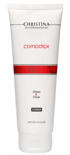 Очищающий гель Кристина Comodex Clean&Clear Cleanser Christina