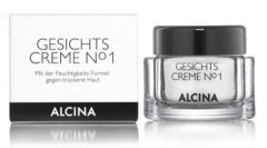Крем для лица №1 Альцина GESICHTS CREME №1 Alcina