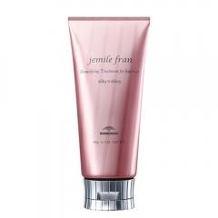 Бальзам-кондиционер для создания шелковистых и блестящих волос Мильбон  Jemile Fran Treatment Silky+Shiny Milbon