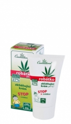 Robatko Крем успокаивающий pH 4,7 Каннадерм Robatko Soothing Cream pH 4.7 Cannaderm