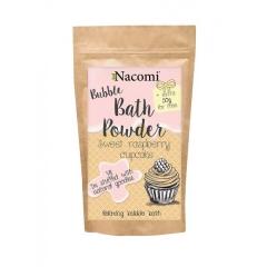 Порошок Для Ванны Сладкий Малиновый Кекс Накоми Bath Powder Sweet Raspberry Cupcake Nacomi