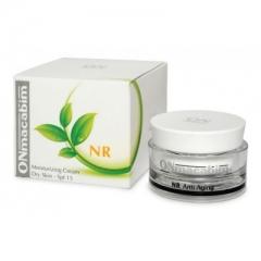 Увлажняющий крем для нормальной и сухой кожи ОНмакабим NR Line Moisturizing Cream Dry Skin SPF15 OnMacabim