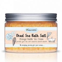 Соль Для Ванны Апельсиново-Ванильное Мороженое Накоми Bath Salt Orange-Vanilla Ice Cream Nacomi