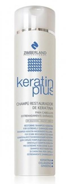 Шампунь, восстанавливающий кератин, для сильно поврежденных волос Зимберленд Restoring Shampoo Keratin for Extremely Damaged Hair Zimberland