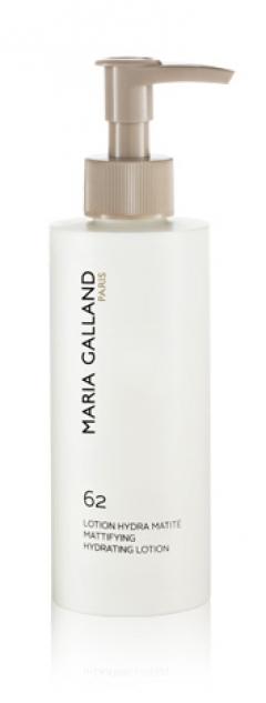 Матирующий увлажняющий лосьон Мария Галланд Mattifying Hydrating Lotion № 62 Maria Galland