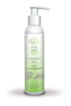 Гель для умывания Грин Фарм Косметик Cleansing Gel Green Pharm Cosmetic