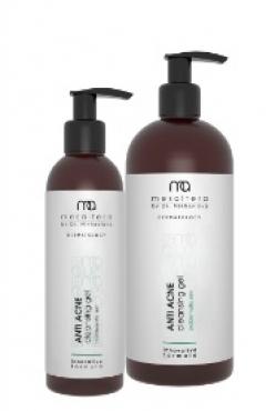 Очищающий гель для жирной, проблемной и комбинированной кожи Мезалтера от Доктора Михайловой Anti Acne Cleansing gel Mesaltera by Dr. Mikhaylova