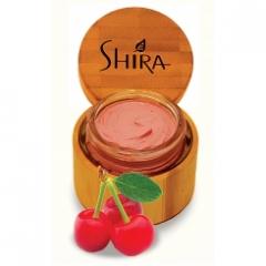Очищающая вишневая маска с глиной для жирной и комбинированной кожи Шира Pure Cherry Clay Mask Shira
