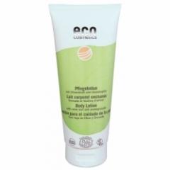 Крем молочко для тела, листья оливы и гранат Эко косметика Eco Body Lotion  Eco Cosmetics