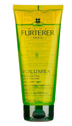 Шампунь Волюмея для придания объема волосам Рене Фуртерер Volumea Volumizing Shampoo Rene Furterer