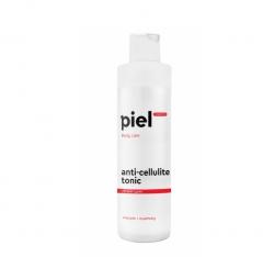 Средство для тела антицеллюлитное с эффектом сауны с эфирным маслом розмарина и экстрактом перца Пьель косметикс Silver Body Care ANTICELLULITE Piel cosmetics