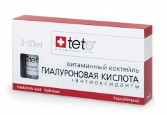 Гиалуроновая кислота + Антиоксиданты Тете Hyaluronic Acid & Antioxidants Tete